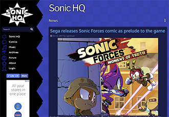 Sonic HQ Version 7