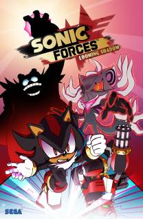 Sonic Forces - Looming Shadow cover